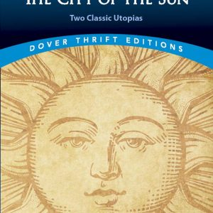 book cover image, sun with face