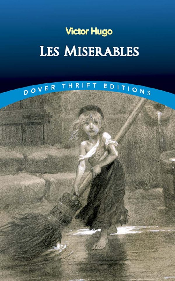 book cover image, girl with broom