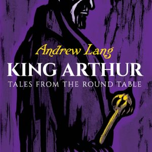 book cover image king arthur