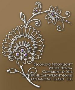 free becoming moonlight pattern